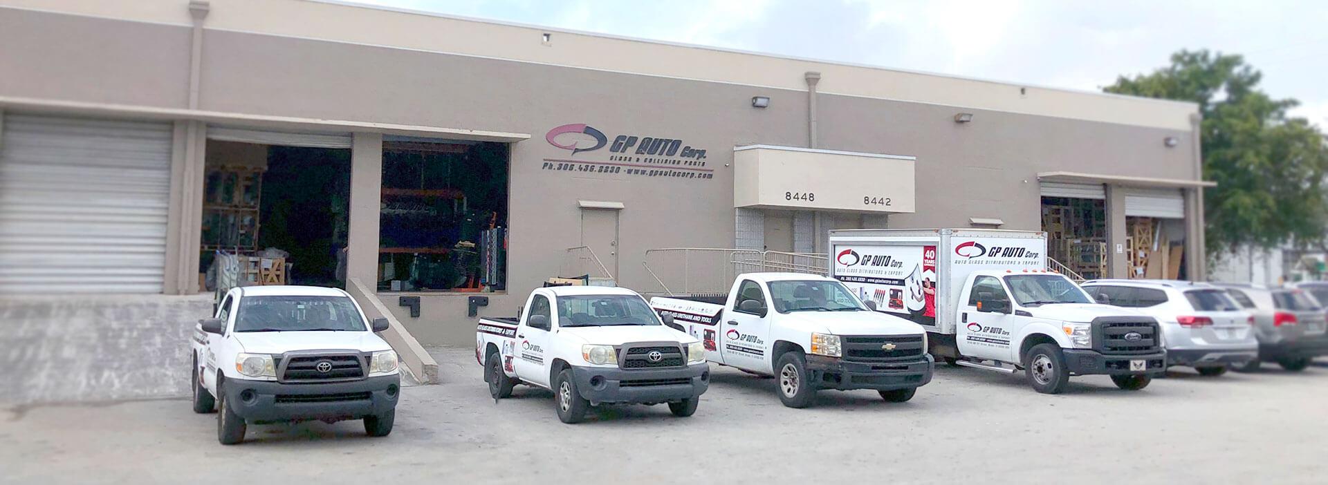 GP Auto Corp, Miami, FL